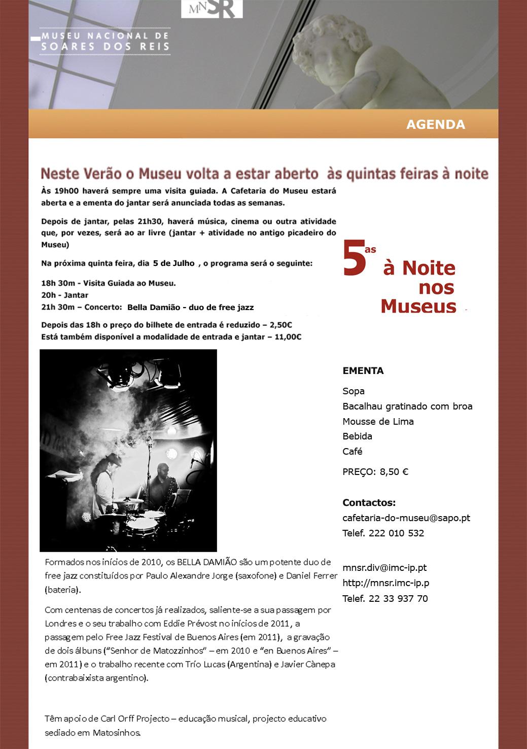 quintas_a_noite