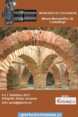 workshop conimbriga