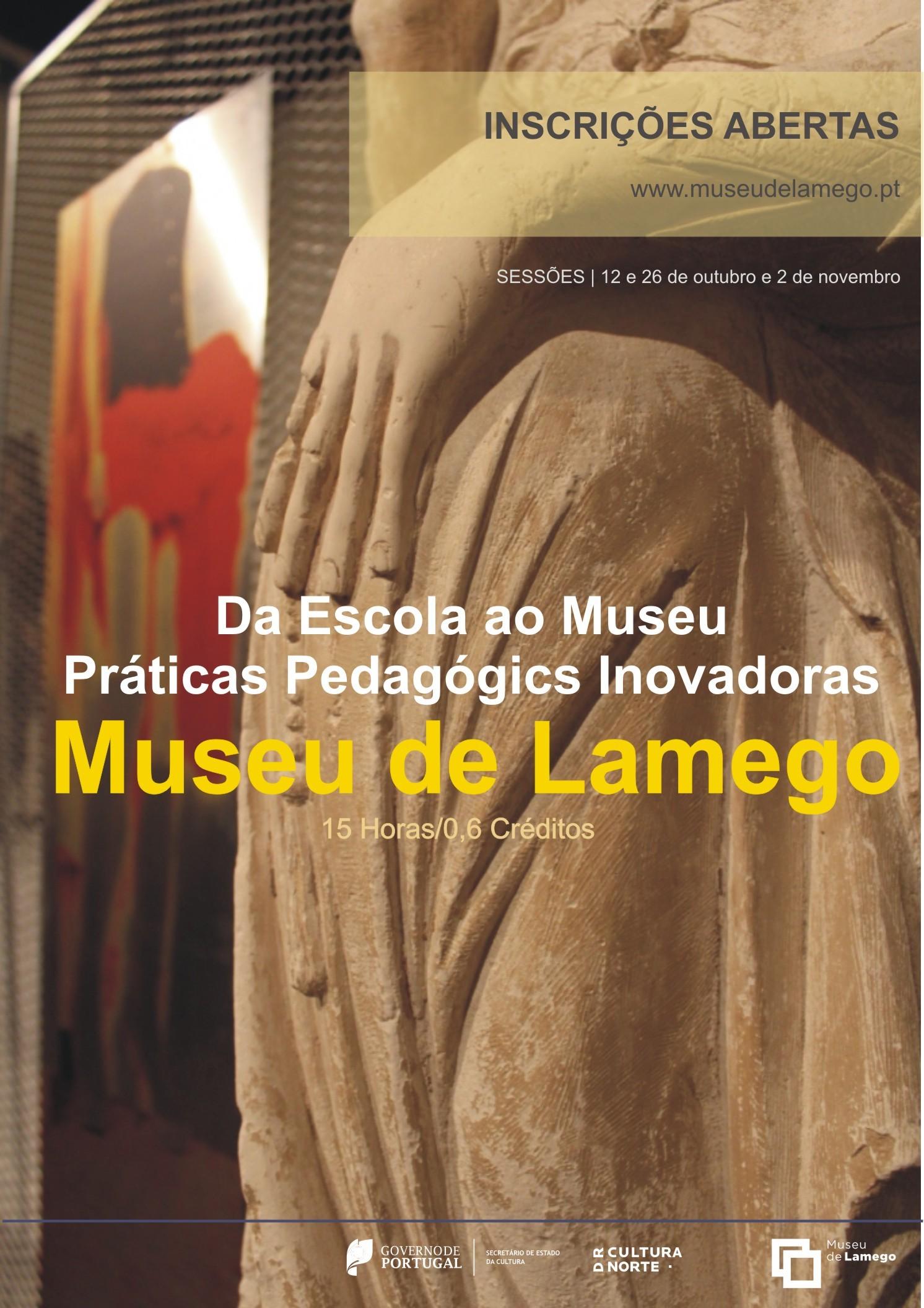 Da esola ao museu_cartaz