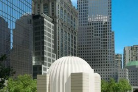 ground zero_calatrava
