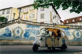 tuktuk viseu