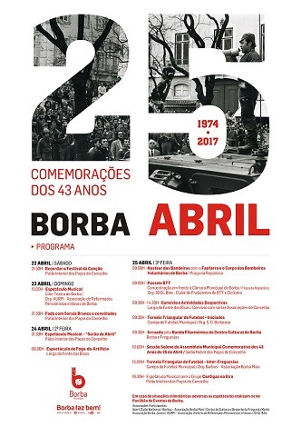 Cartaz 25 abril_2017 - Borba