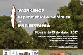 E-card workshop Monsanto dia 13 de Maio