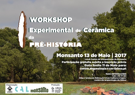 E-card workshop Monsanto dia 13 de Maio