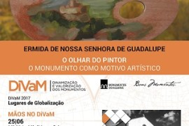 25.06 - Olhar do pintor Guadalupe