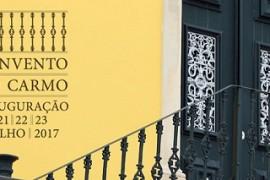 inauguracao_convento_Carmo