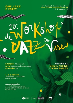 Workshop de Jazz de Viseu_2018