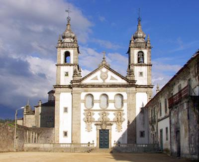 Mosteiro de Rendufe, Amares