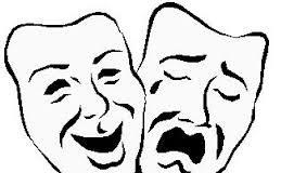 Máscaras de teatro