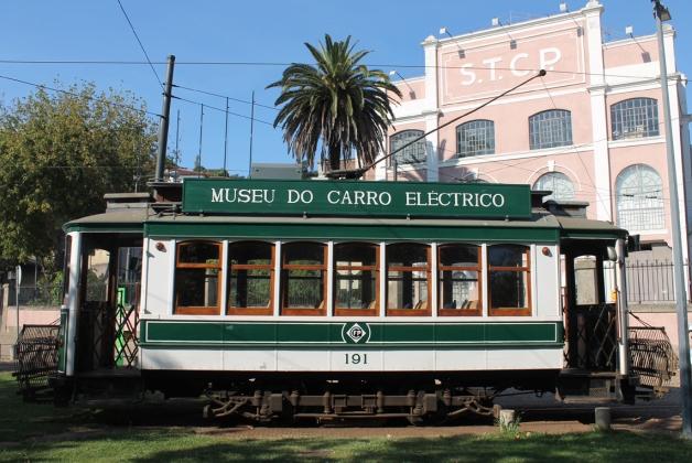 Museu Carro Eléctrico