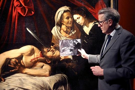 Caravaggio, Judite e Holofernes