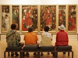 Museu Nacional de Arte Antiga, Painéis de S. Vicente