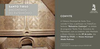 conferência, cultura castreja, Santo Tirso