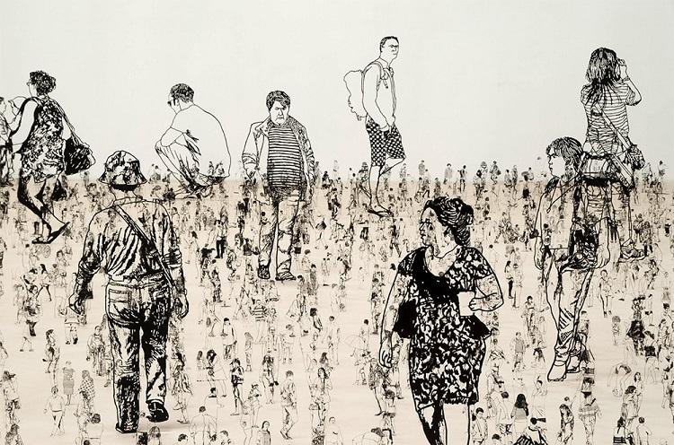 exposição, Zadok Ben-David, Bragança