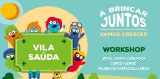 workshop, saúde, Museu da Farmácia, crianças