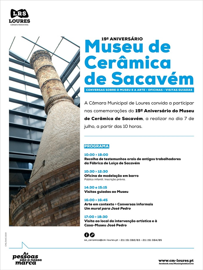 Museu Cerâmica de Sacavém