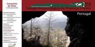 Campo Arqueologia, Proença a Nova