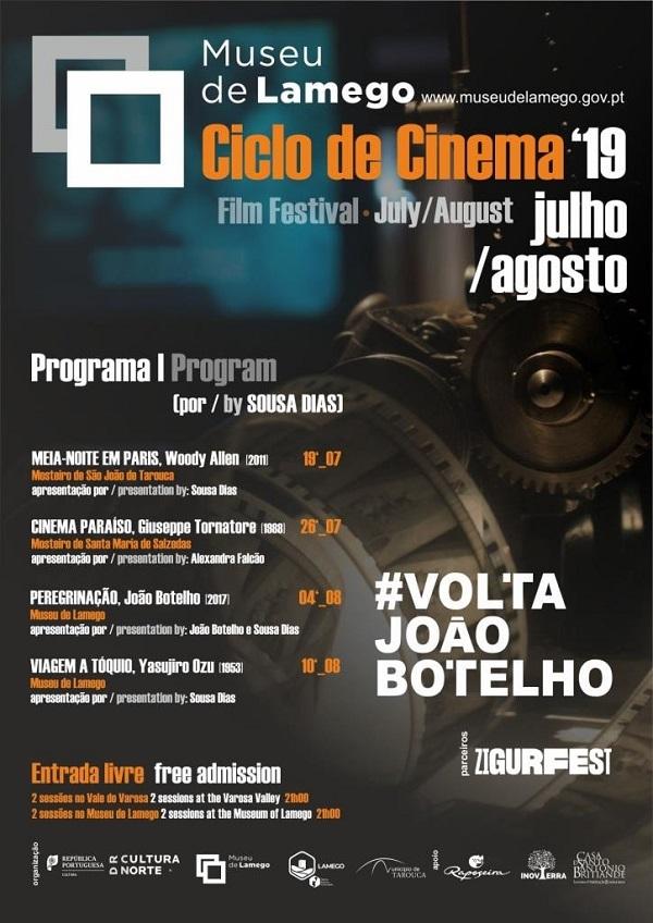 Ciclo Cinema, Museu de Lamego
