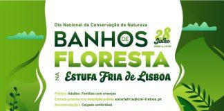 Dia Nacional da Conservação da Natureza, Estufa Fria