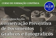 FLUP, Conservação Preventiva, Documentos Gráficos