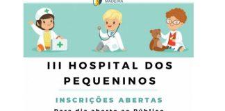 Hospital dos Pequenos, Madeira