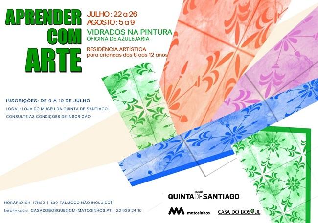 Atelier, Quinta de Santiago
