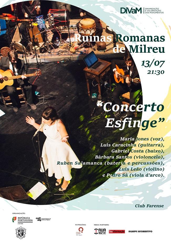 Concerto, Ruinas Milreu