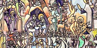 Dia de S. Bento, Mosteiro de Tibães