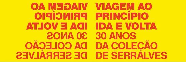 Exposição, 30 anos Fundação de Serralves