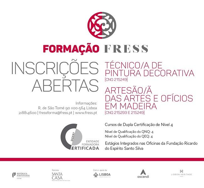 Formação Fress, Fundação Ricardo Espírito Santo