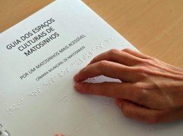Guia Braille, Espaços Culturais, Cm Matosinhos
