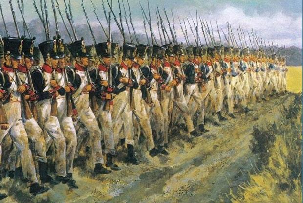 invasões napoleónicas
