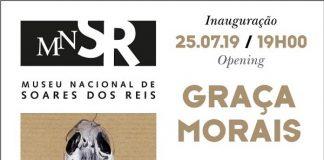 Exposição Graça Morais, MNSR, Porto