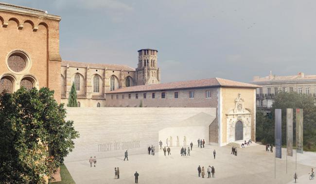 Museu Agostinhos, Arquitectos Aires Mateus, França