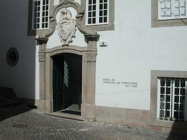 Museu Guy Fino, Tapeçaria, Portalegre