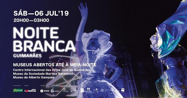 Noite Branca Guimarães