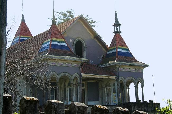 Palacete Condes Dias Garcia, São João da Madeira