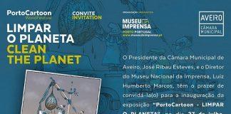 PortoCartoon, Limpar o Planeta, Aveiro