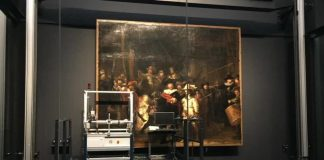 Restauro, Rembrandt, Rijksmuseum