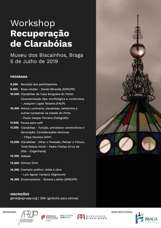 workshop, claraboias