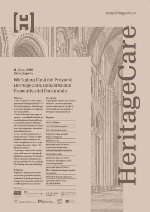 workshop, Heritage Care