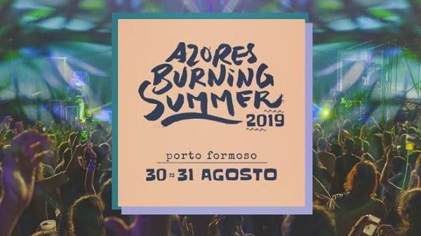 Azores Burning Summer