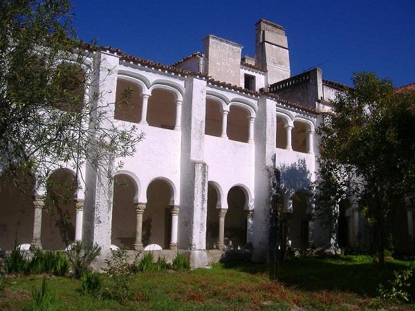 Convento São Bento de Cástris, Évora
