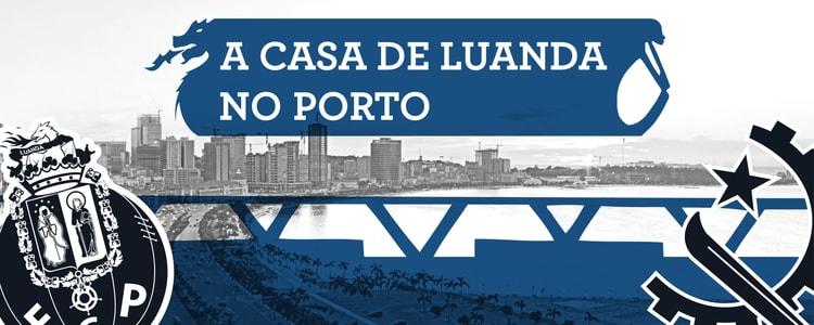 Museu do Futebol Clube do Porto, Casa de Luanda
