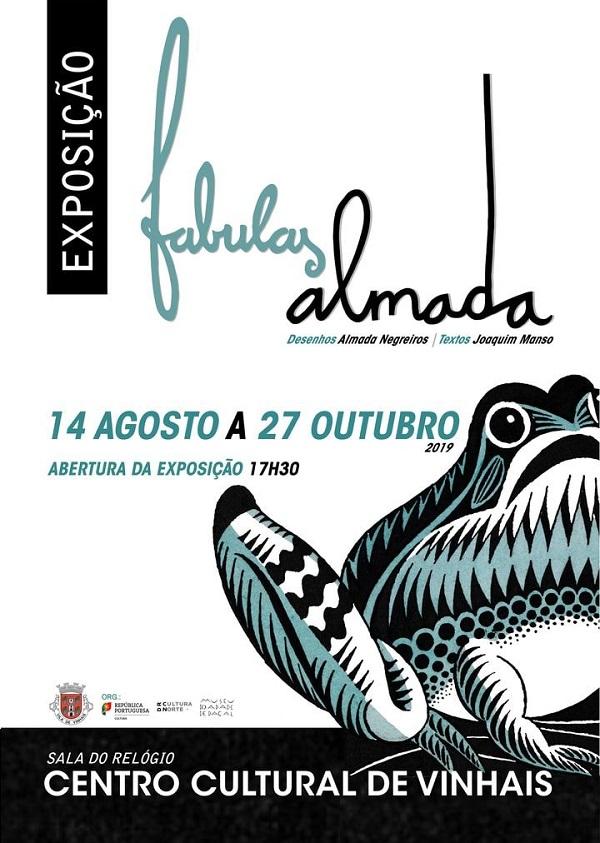 Exposição Fábulas, Almada Negreiros, Vinhais