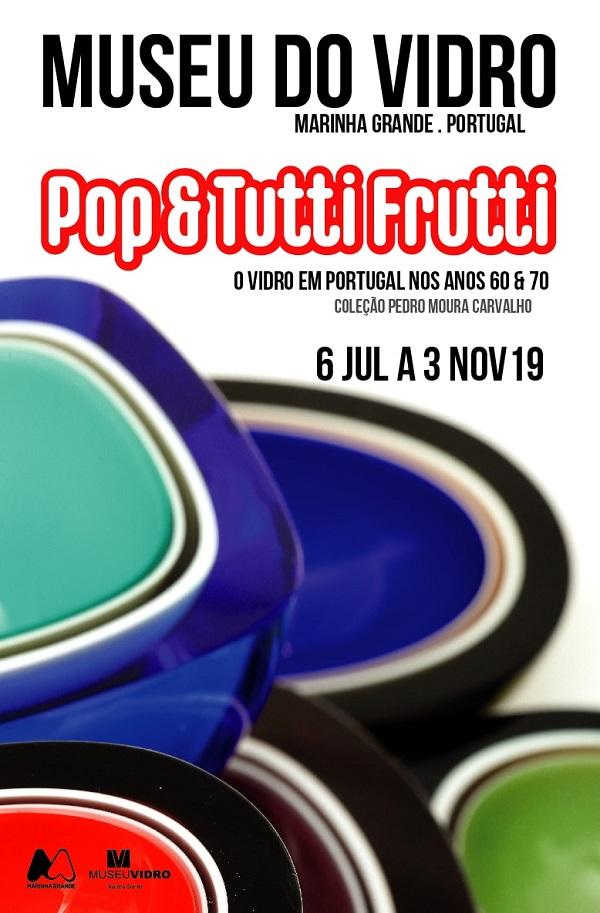 Exposição Pop Tutti Frutti, Marinha Grande, Museu