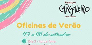 Férias de Verão, Museu Cargaleiro, Castelo Branco