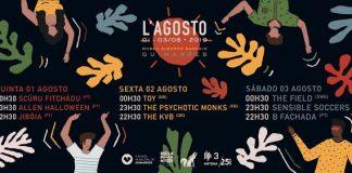 Festival Lagosto, Museu Alberto Sampaio, Guimarães