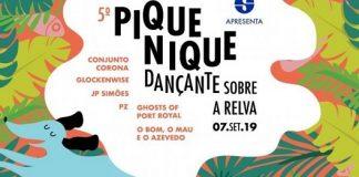 Piquenique Dançante Casa das Artes 2019