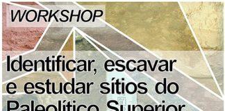 Workshop, Paleolítico Superior, Faculdade de Letras da Universidade de Lisboa